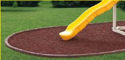 Safer Than Sand or Gravel