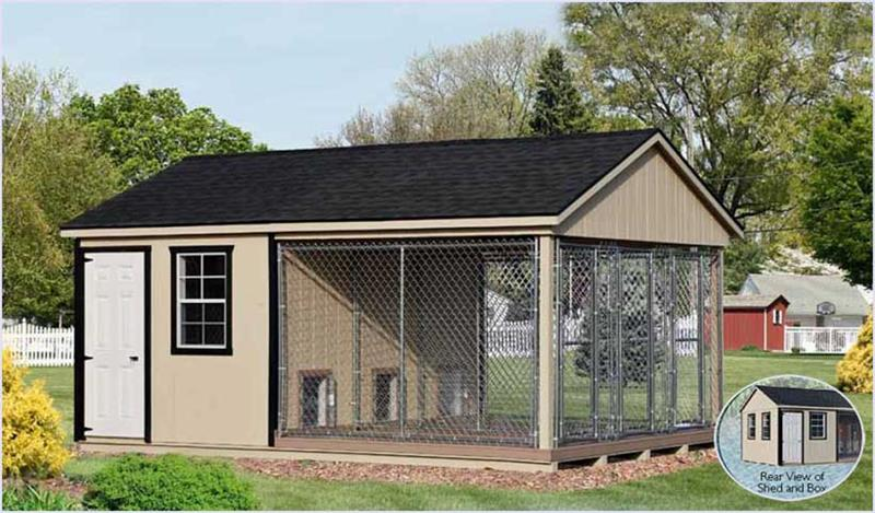 12x18_multiple dogs kennel