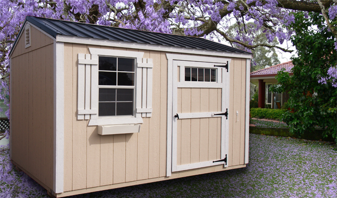 versatile wooden buildings for storage a workshop or even a tiny house - Garden Sheds Greenville Sc